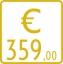 359,00 euro