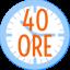 40 ORE