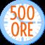 500 ORE