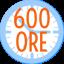 600 ORE