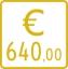 640,00 euro
