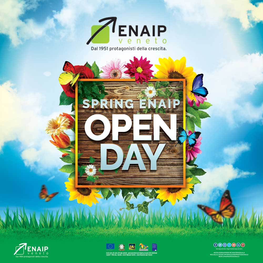 spring openday 2021 sito