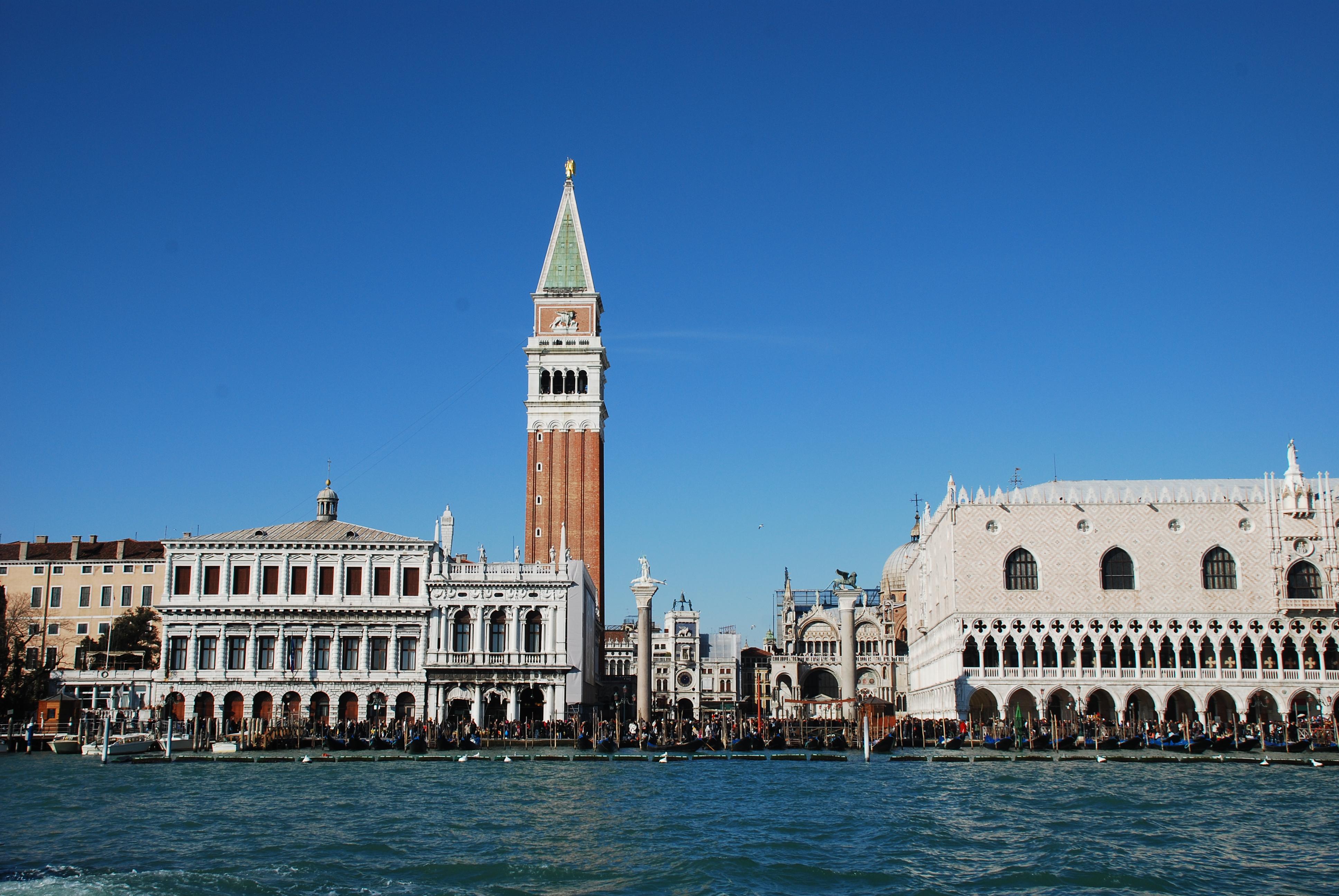 Trieste, Trieste, Venezia, Venezia, Trento, Trento, Milan ...