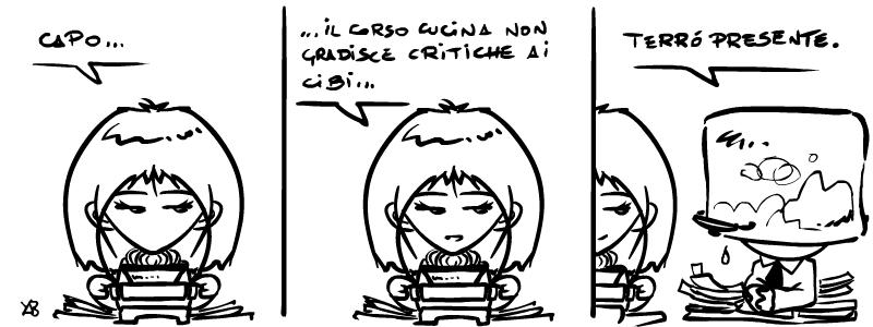 critiche corso cucina
